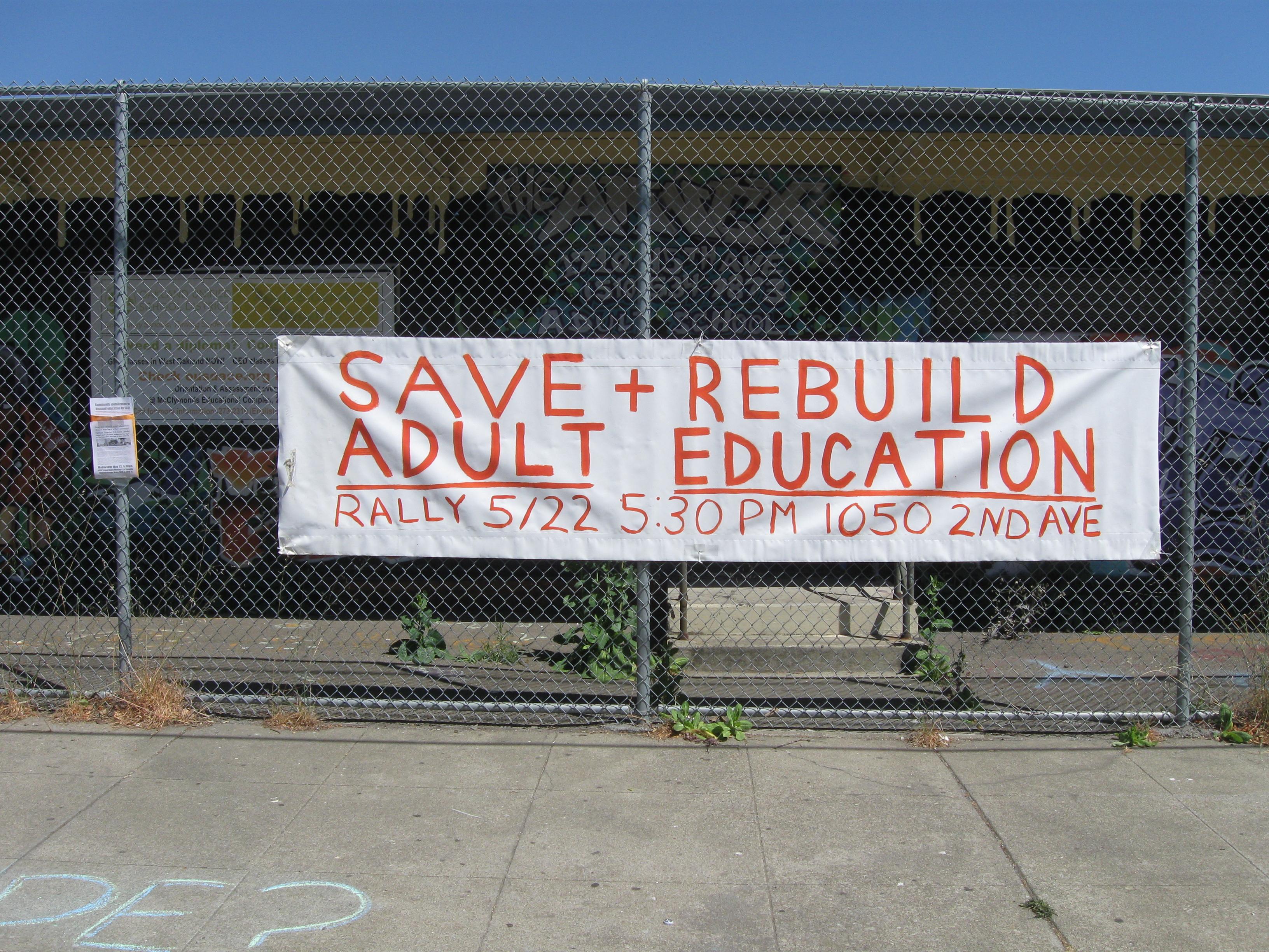 Understand you. edward shands adult school