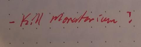 moratorium 2